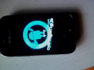 Cyanogen CM7 cho Galaxy Y 2