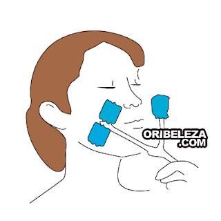 Massajador Facial da Oriflame