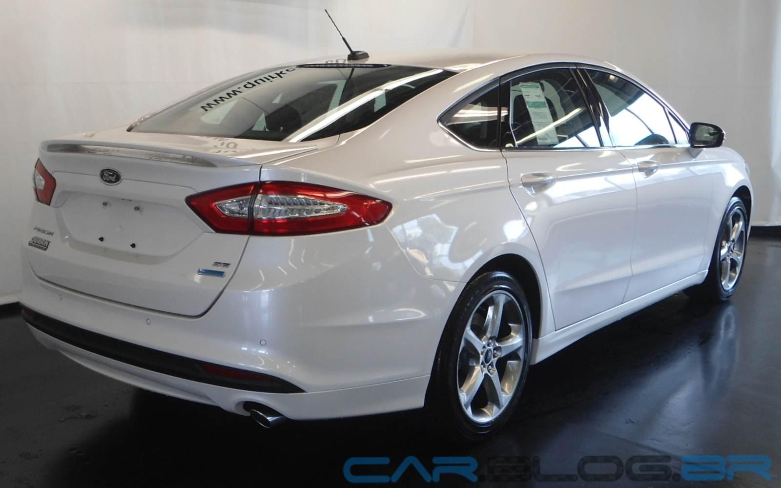 Ford, o lançamento das campanhas publicitárias do Novo Fusion 2013
