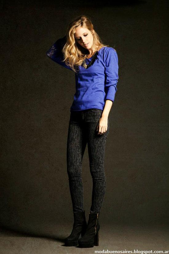 Otoño invierno 2013 moda Estancias Chiripa