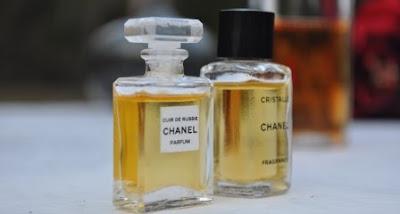 vintage Chanel Perfume photo