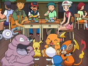 La academia Pokémon de verano