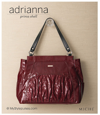 Miche Adrianna Shell for Prima Bags