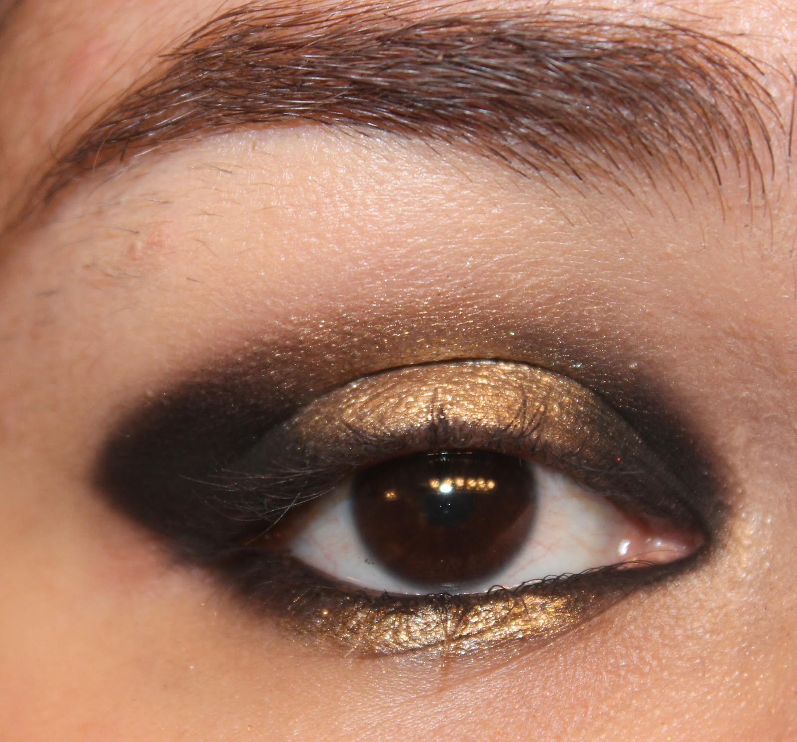 For How To Apply Dark Eyeshadow Displaying 19 Images For How To Apply