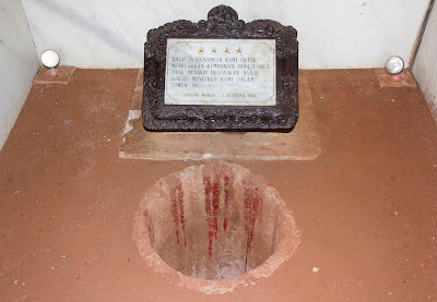 Foto Lubang Buaya, hari pancasila, hari Kesaktian pancasila, tanggal kesaktian pancasila, sejarah kesaktian pancasila