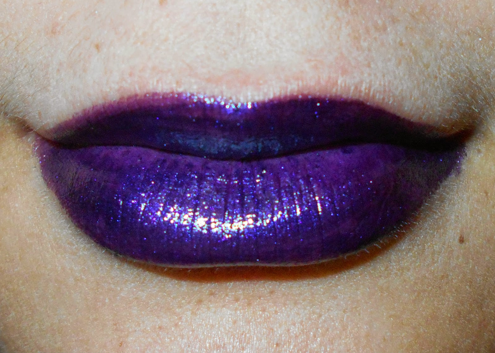 NYX Wicked Lippie in Betrayal