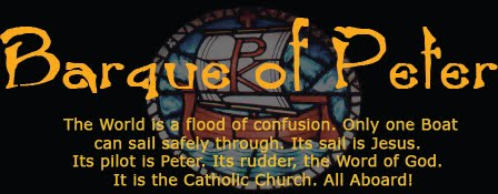 Barque of Peter