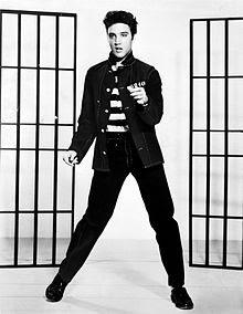 Profil Biodata Elvis Presley
