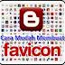 Tips Mudah Membuat Favicon Blog