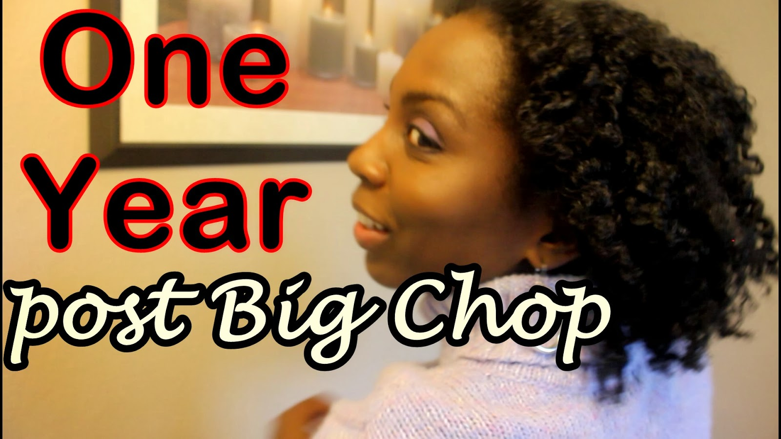Today marks one years since I big chopped my relaxed ends!!! title=