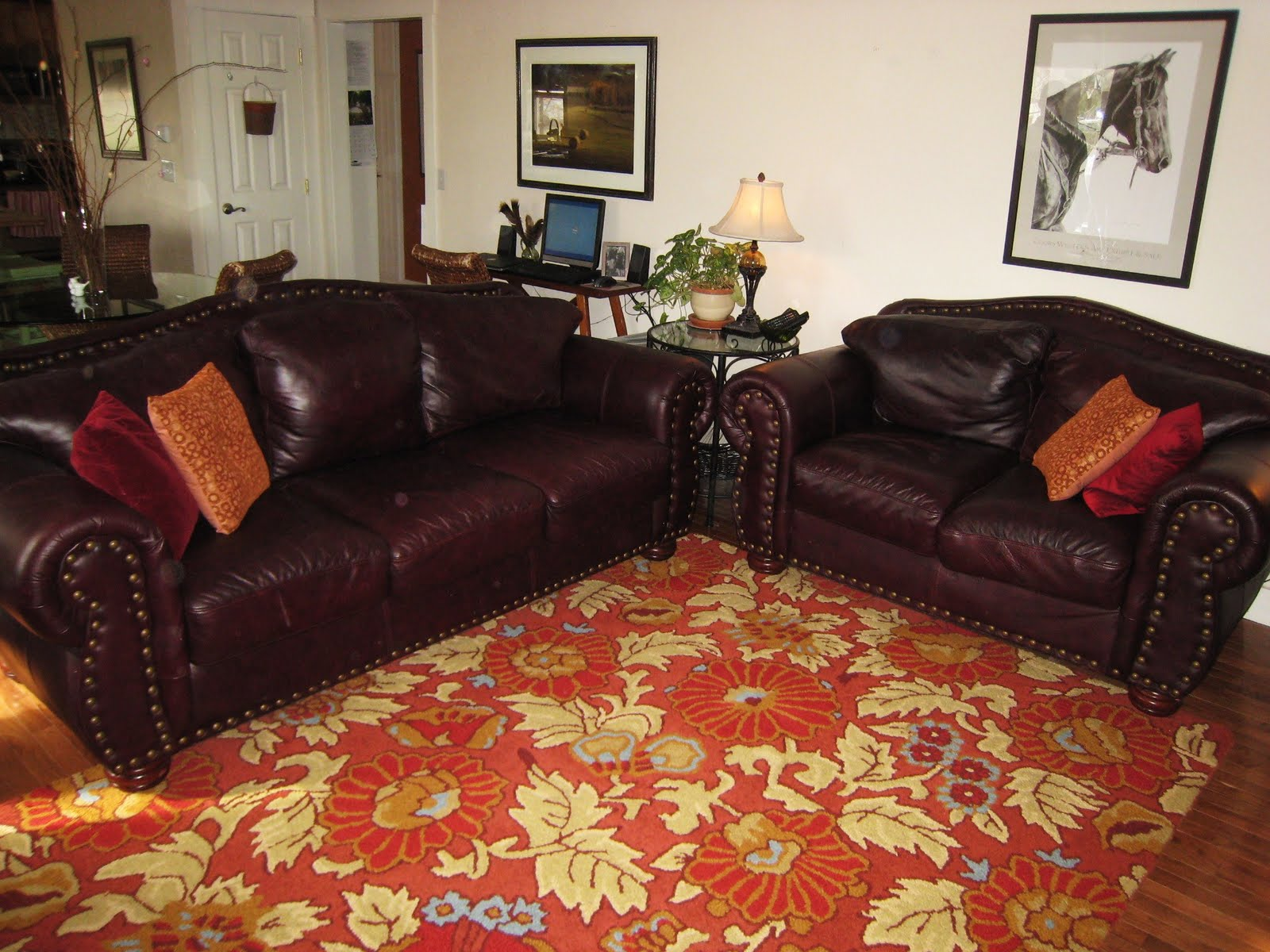 Plus A Chair And Ottoman That Wont Fit In My Teensy Weensy House It Has Served Us Well But Is Just Too Damn Big For The