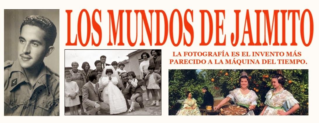 fotografía antigua de España los mundos de Jaimito old Spain