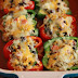Mexican Rice Stuffed Peppers Recipe