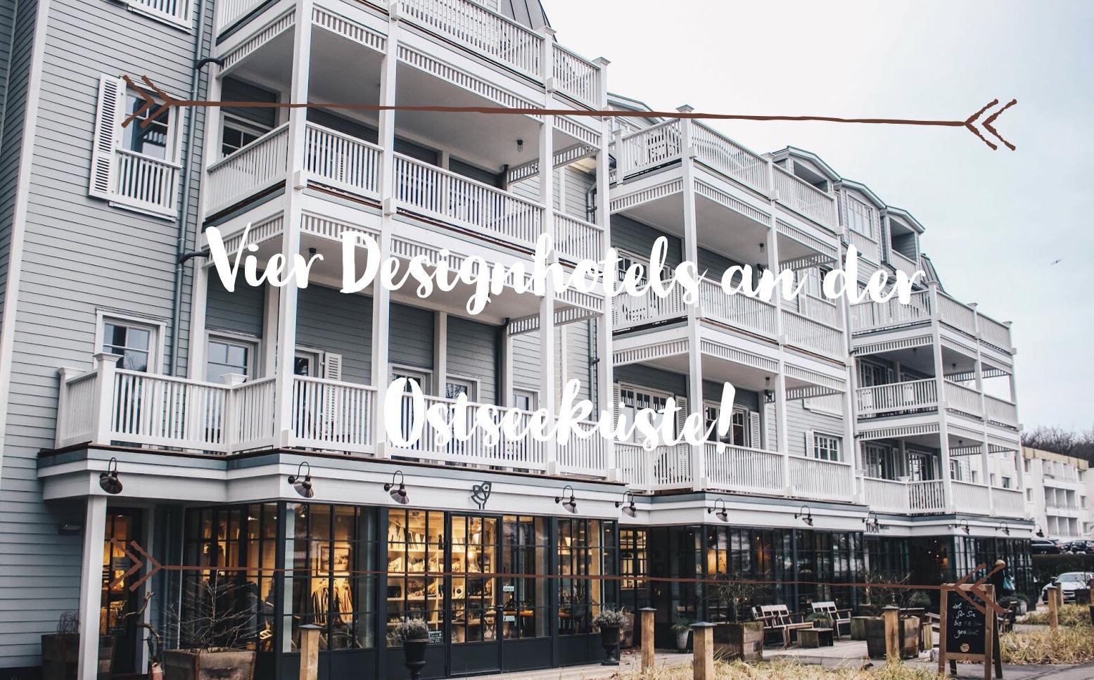 Die besten Designhotels an der Ostsee