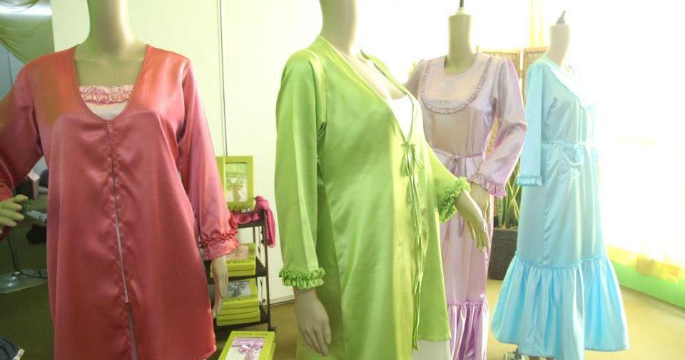 Baju Tidur Pakaian Malam Muslimah