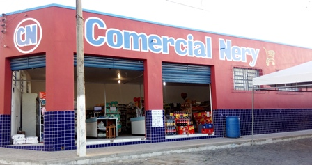Comercial Nery, em Mairi-BA