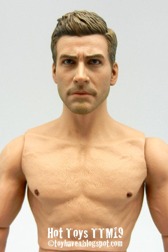 Hot Toys 1:6 scale TTM19 Truetype Caucasian Muscular Body TTM-19 Jake Gyllenhaal