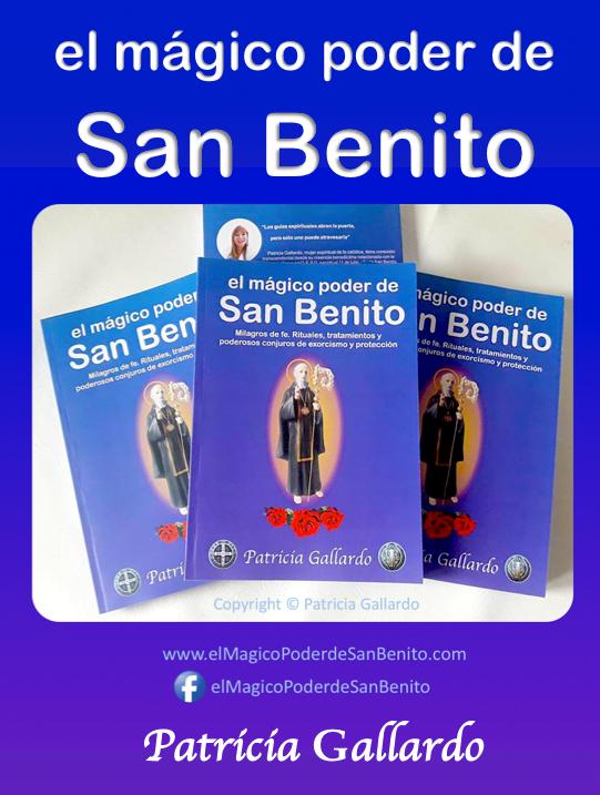 Libro: El Mágico Poder de San Benito
