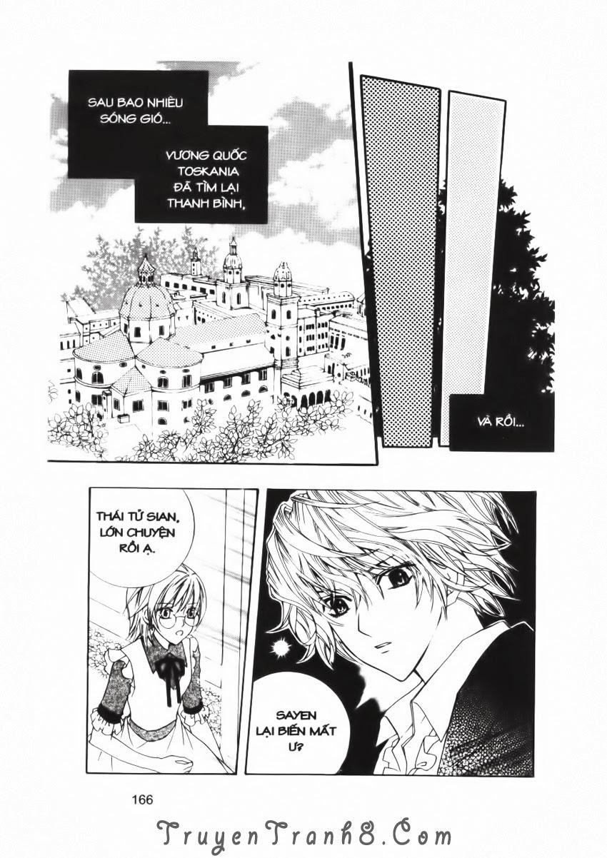A Kiss For My Prince - Nụ Hôn Hoàng Tử Chapter 27 - Trang 30