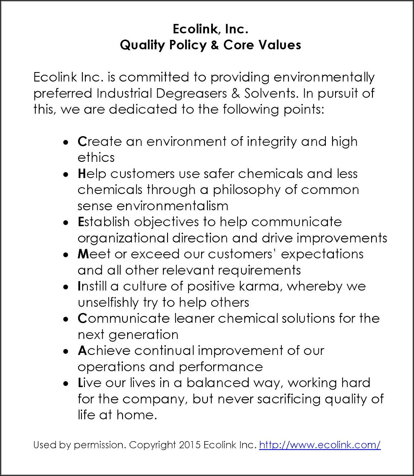 Pics For Gt Company Policies Examples