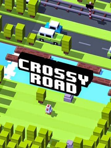 Crossy Road Gameplay IOS / Android