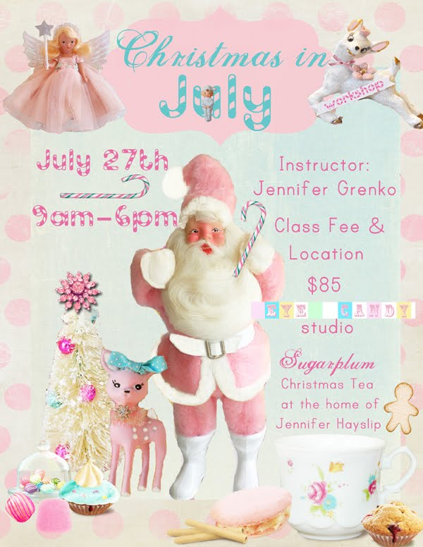 2013 Christmas In July Event!
