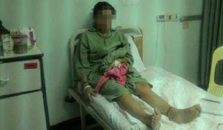 Suspek buang bayi ditahan selepas 60 jam larikan diri