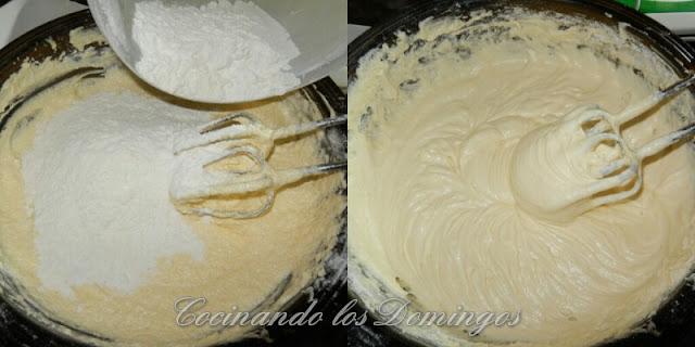 torta de arandanos