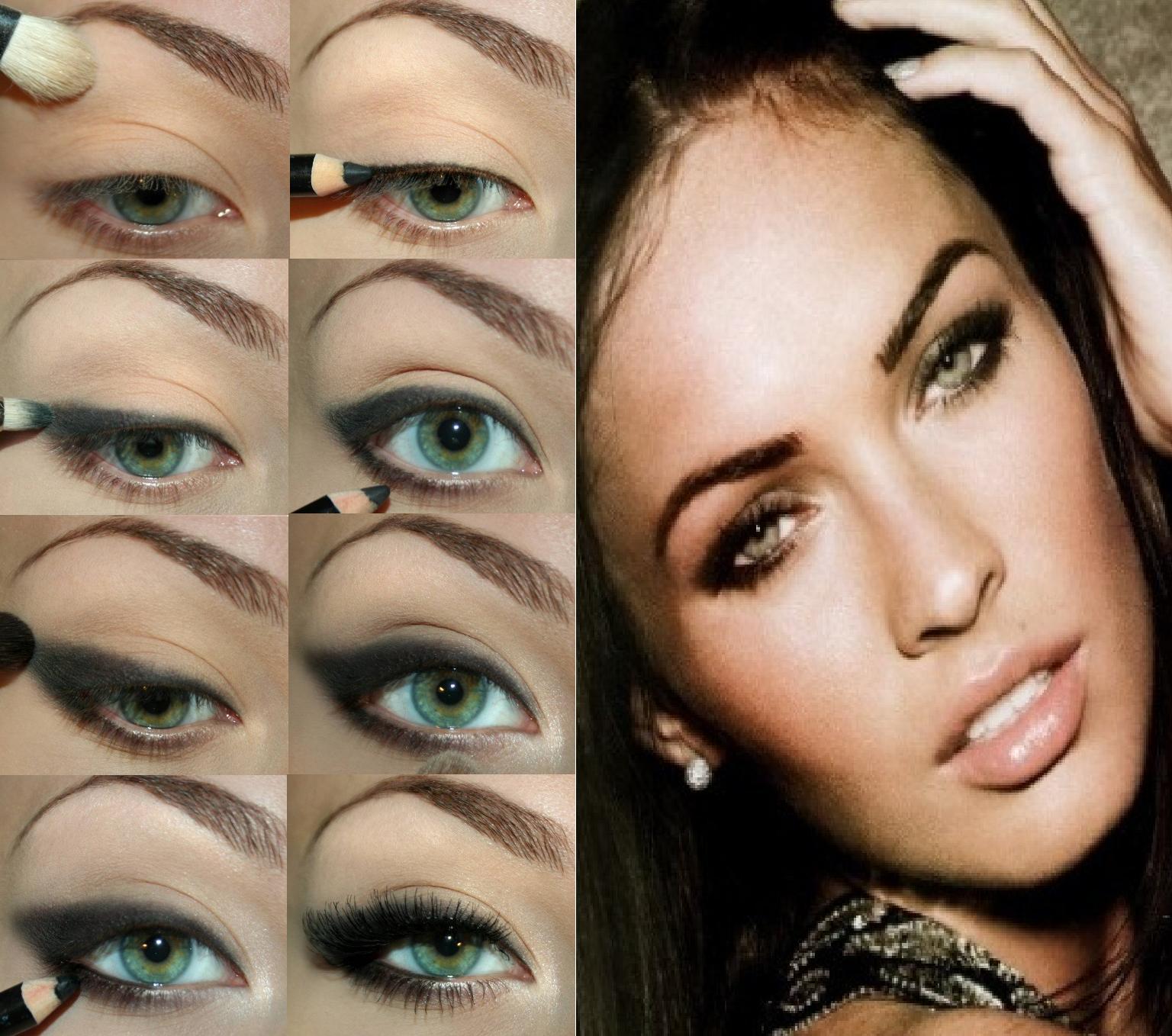 Как наносить макияж правильно - пошаговые мастер-классы по нанесению 91