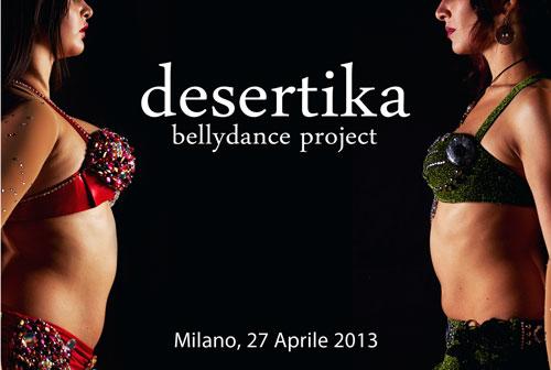 Danza Orientale a Milano Sabato 27 aprile 2013