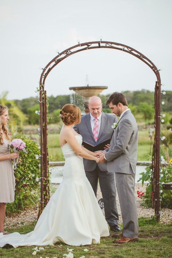 Weddings At Le San Michele Erika And Halton S July Wedding