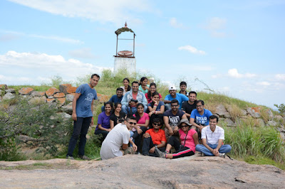 Rayakottai Peak, Group Photo