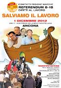 . Vanvitelliana di Ancona all'iniziativa Salviamo il Lavoro a sostegno dei .