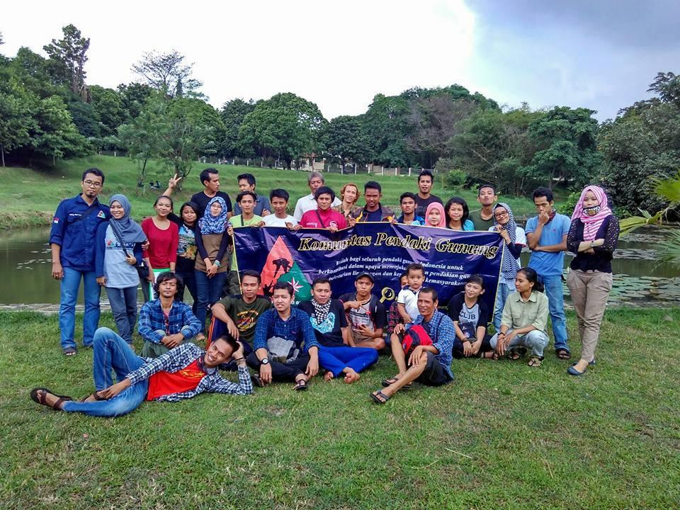 Komunitas Pendaki Gunung
