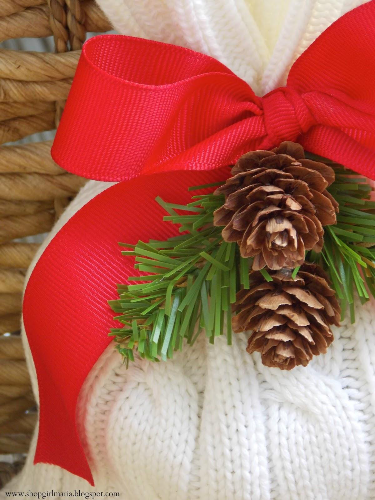 Christmas treat bags a homemade living