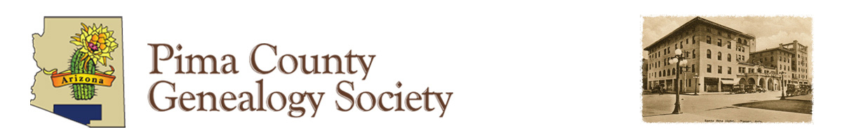 Pima County Genealogy Society