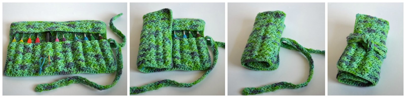 Crochet Dynamite Clover Amour Hook Case