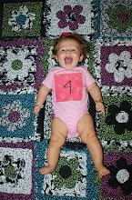 Elle Belle 4 months