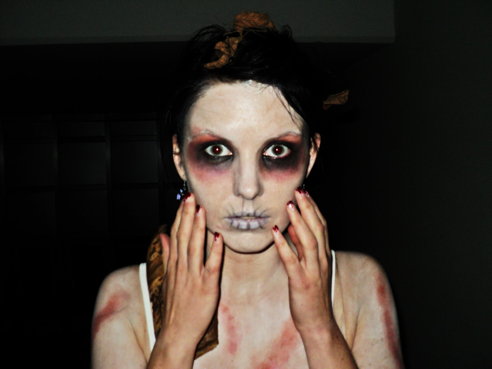 dead ballerina - Dead Ballerina Halloween Costume