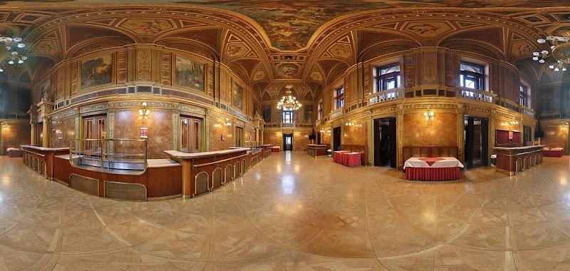 Operaház büféje - gömbpanoráma