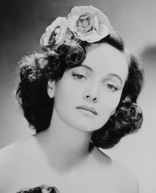 Teresa Wright in the 1940s #vintage #1940s