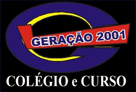 Fotos - Colégio Geração 2001