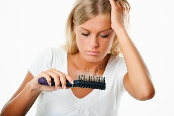 وصفات لمنع تساقط الشعر طبيعيا