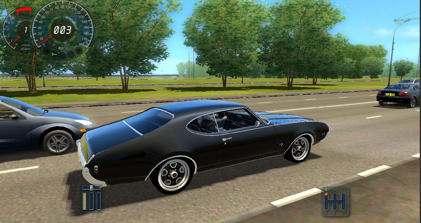 Keygen для City Car Driving 1.4.1