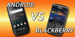 Keunggulan Android Dibanding Blackberry