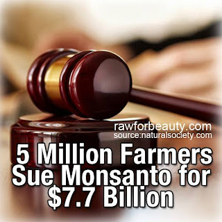 Lawsuit Monsanto