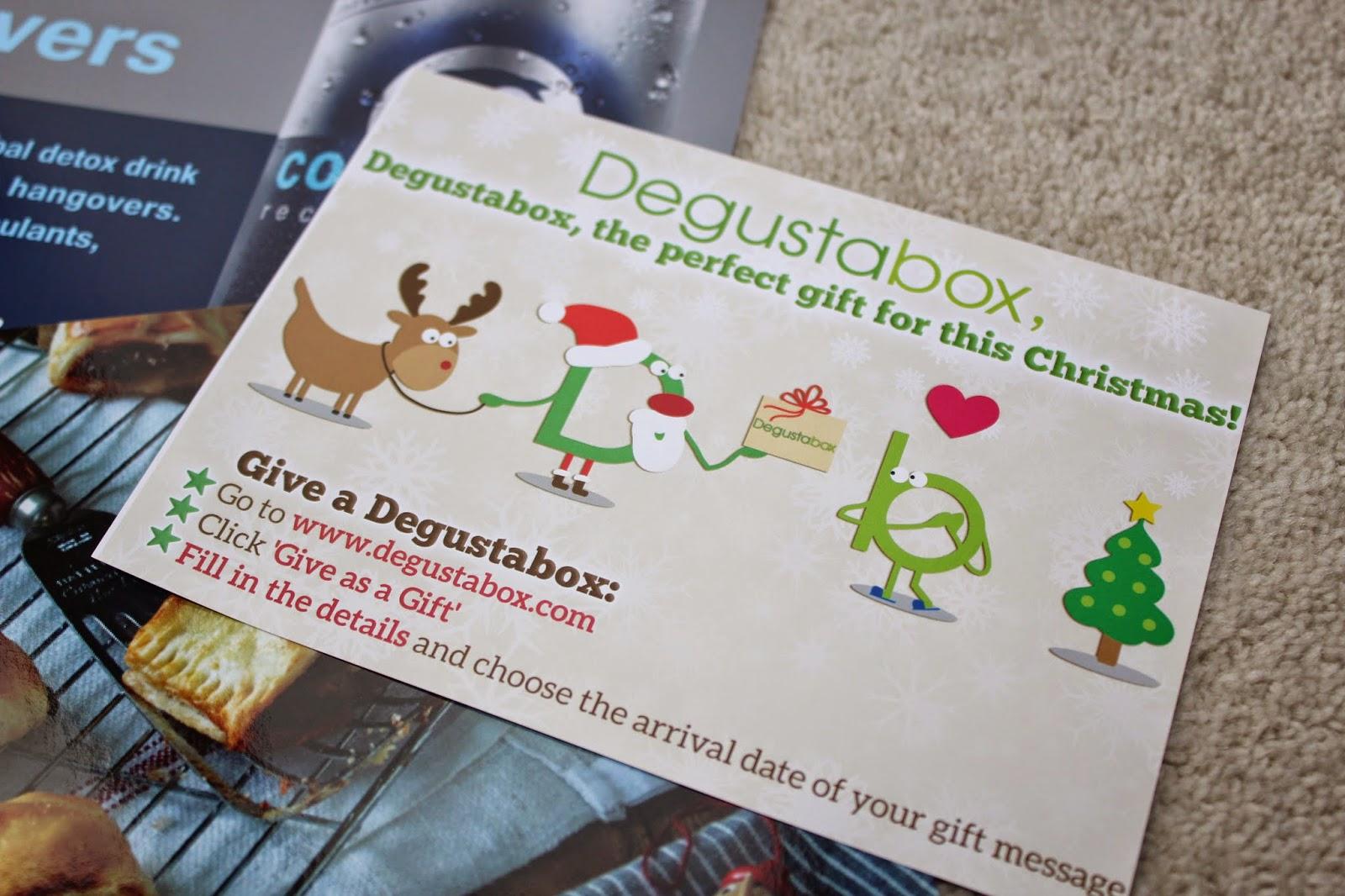 December-Degustabox