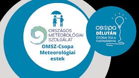 OMSZ Csopa Meteorológiai Estek