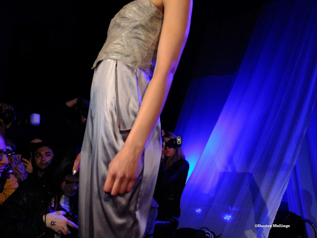 The Shoredith fashion Show