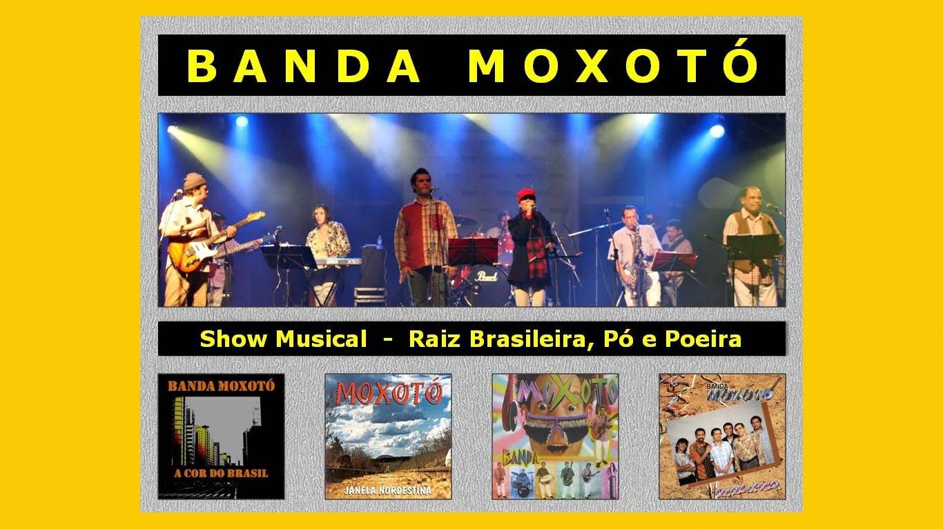 Banda Moxotó - Show